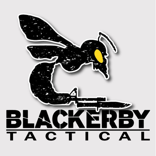 Blackerby Tactical Logo