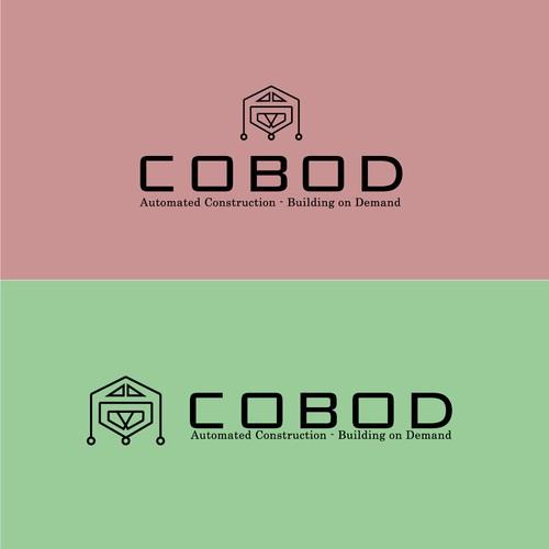 Logo design concept for CoBoD