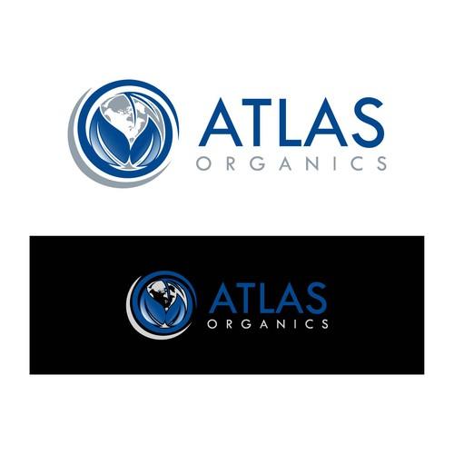 Create a logo that defines the Atlas brand.