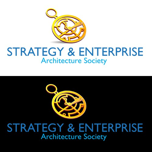 Strategy and Enterprise Logo