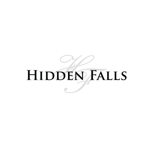 Hidden Falls Logo