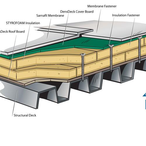 roof illustration