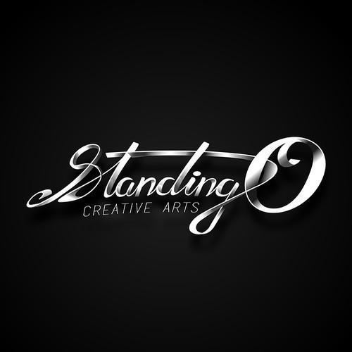 Original Lettering for Standing O