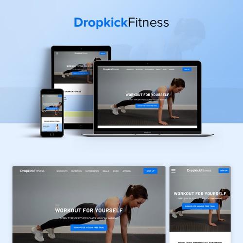 Dropkick Fitness