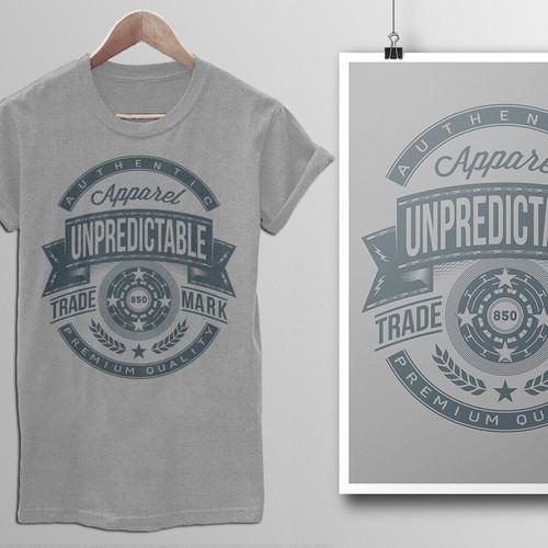 Unpredictable clothing