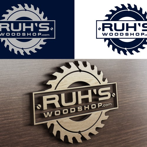 Ruh's handicraft logo