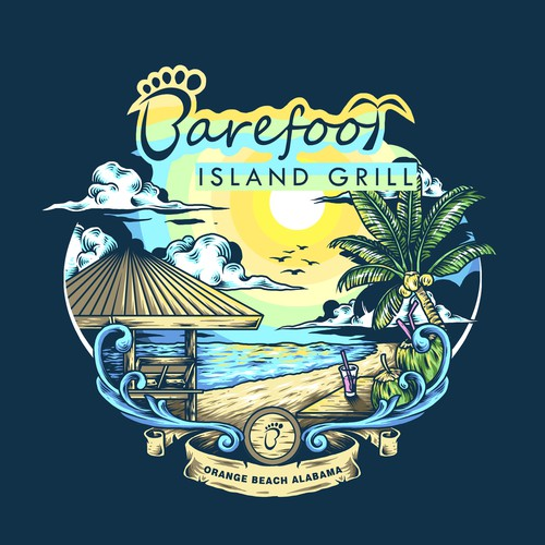 BAREFOOT ISLAND GRILL