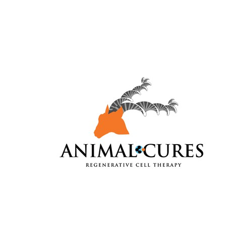Create the next logo for Animal Cures