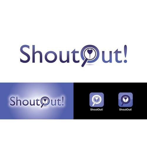 ShoutOut Logo Design