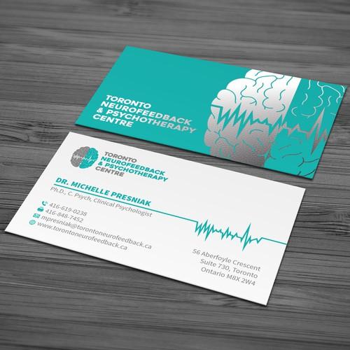 Modernize Our Business Cards