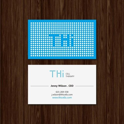 New stationery wanted for THi