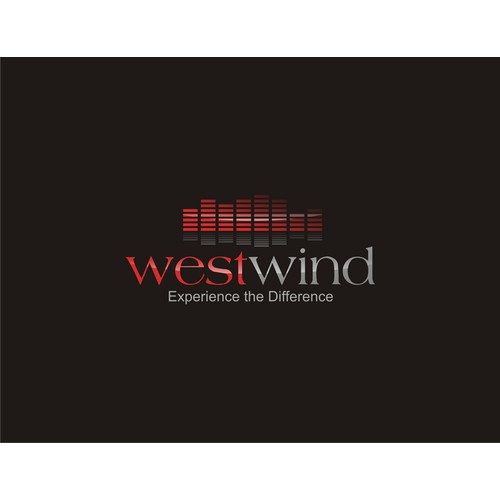 New logo and business card wanted for Westwind