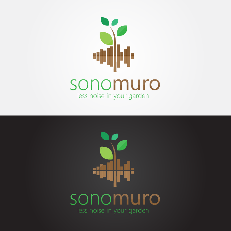 Create the next logo for SonoMuro