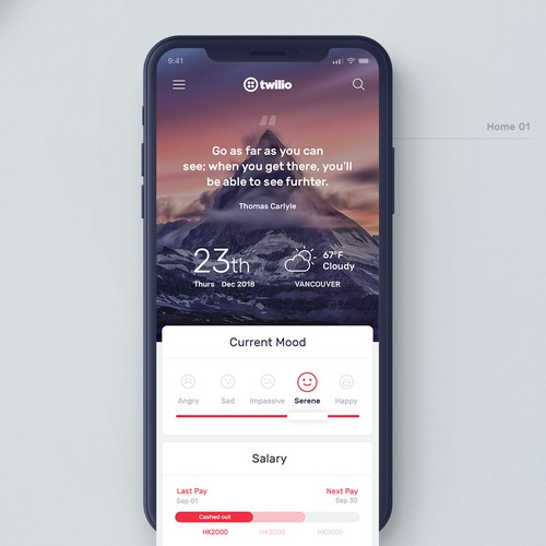 Engagement app design