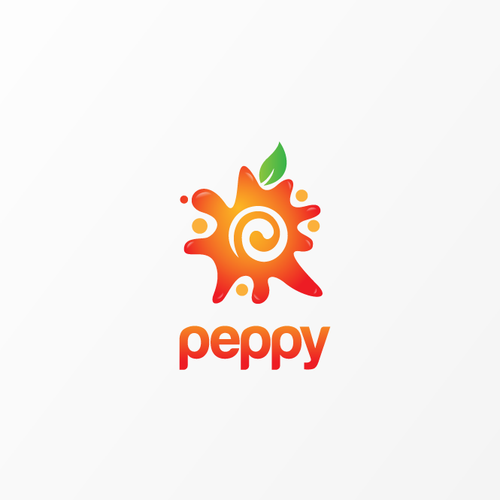 Simple yet unique logo for a brand of cold pressed juicing, an unexploited industry in Colombia.