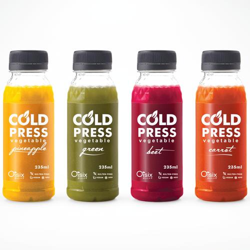 Oisix - cold press juice