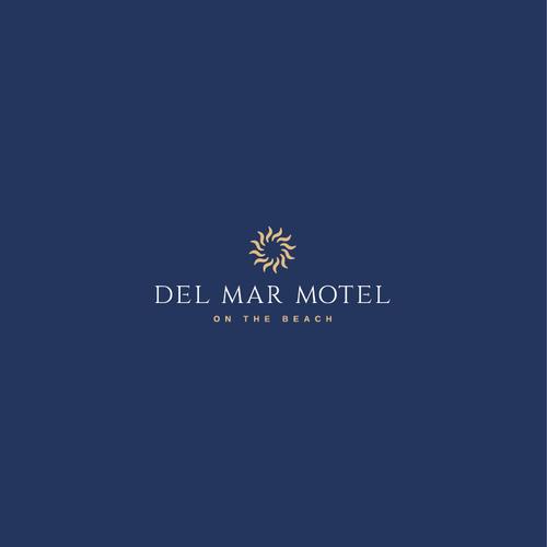 Del Mar Motel Logo