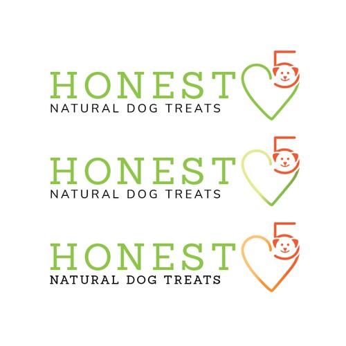 Natural Dog Treat Logo