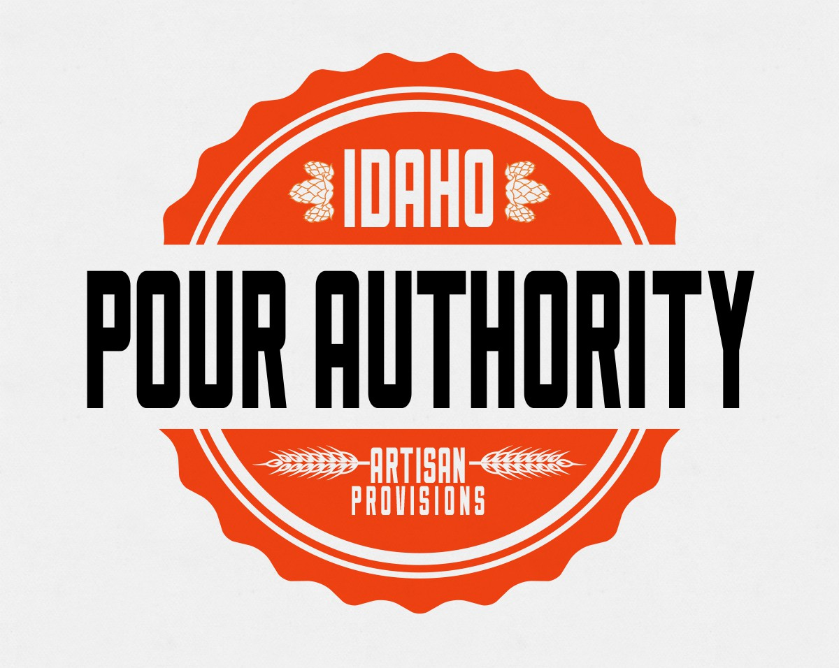 Create the next logo for Idaho Pour Authority
