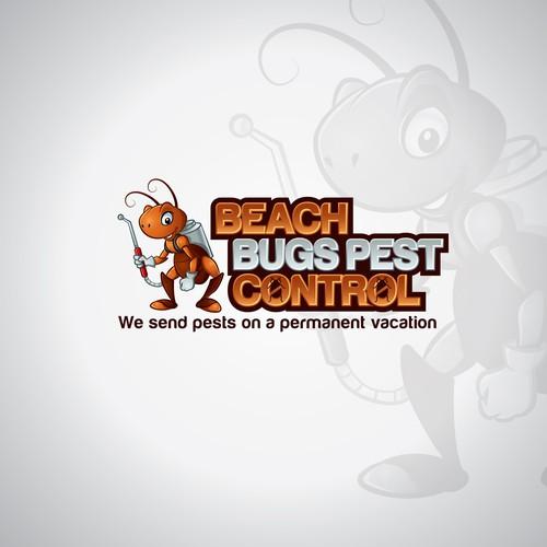 Pest Control Mascot