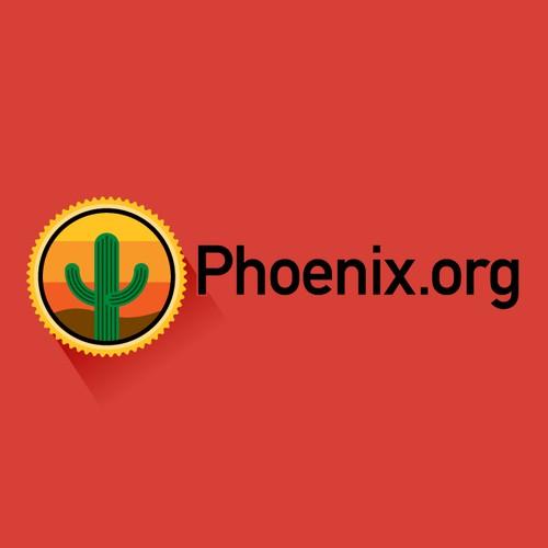 Phoenix.org website logo