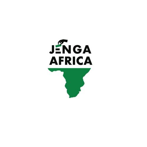 Logo for Jenga Africa