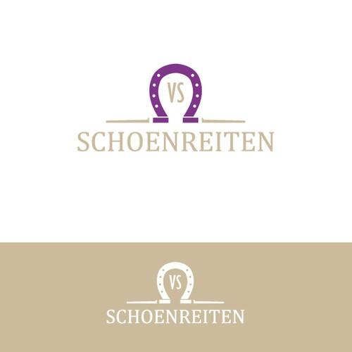 Logo für hochwertige Marke und Onlineshop für den Reitsport