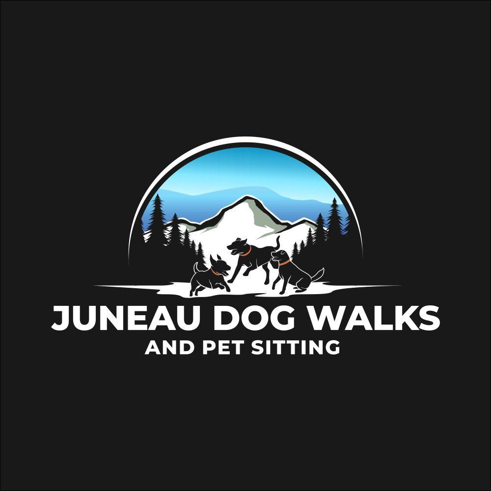 Juneau Alaska dog walking business - I need a cool, fun company logo!