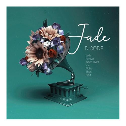 First Album Artwork- Jade