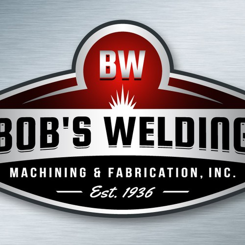 logo for Bob's Welding, Machining & Fabrication, Inc.