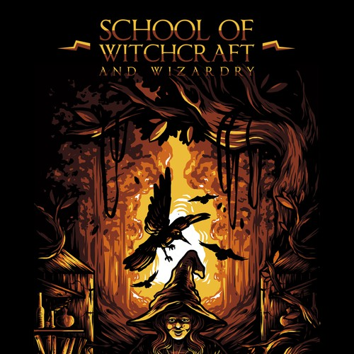 School Of Witchcraft & Wizardry