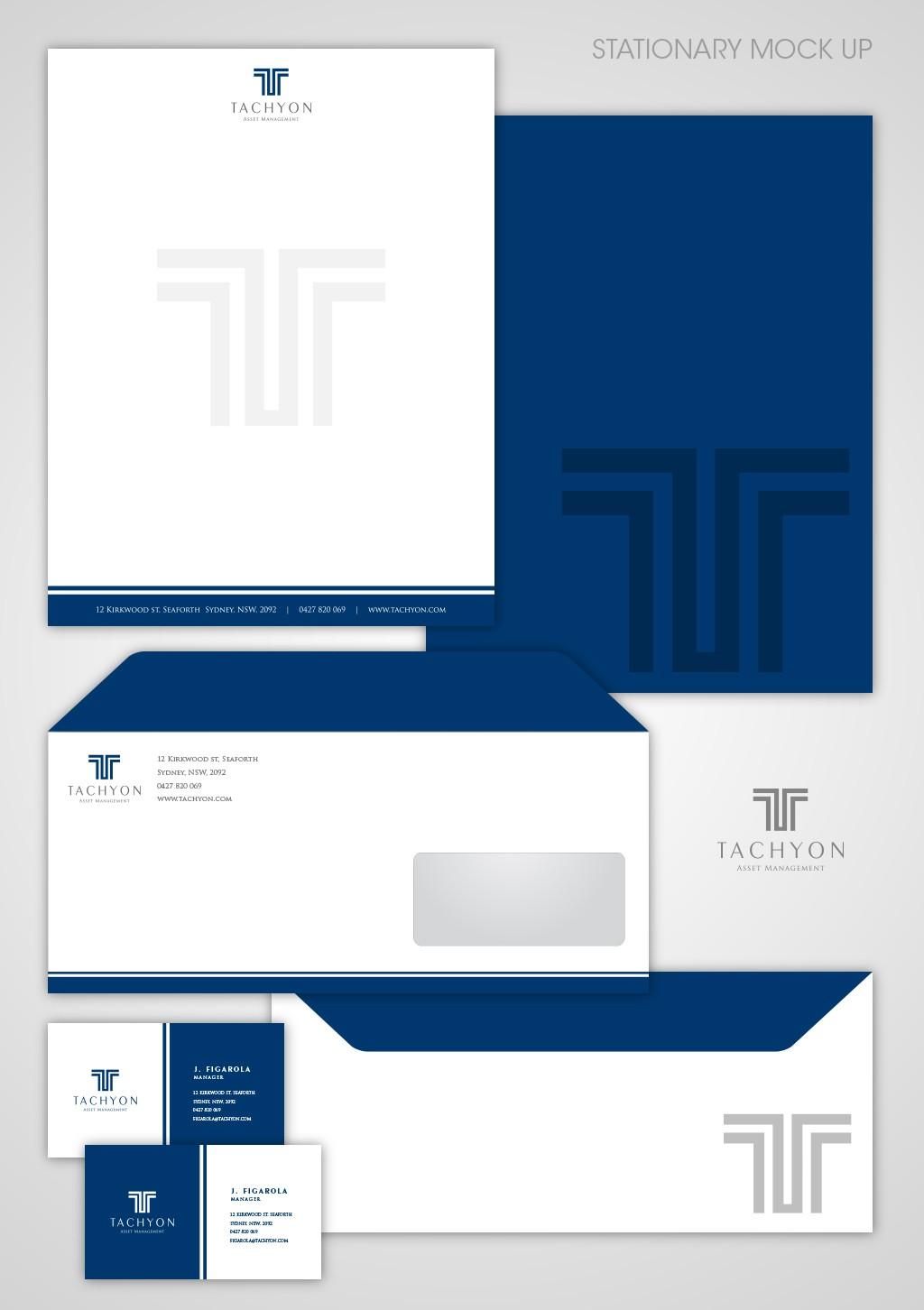 Tachyon Asset Management needs a new logo