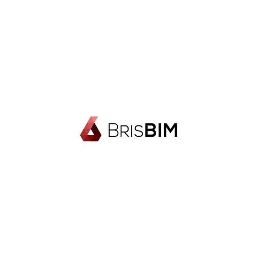 Bold logo design for BrisBim