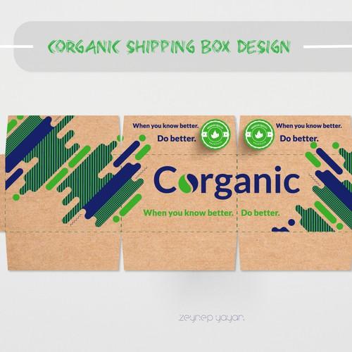 Abstract Box Design