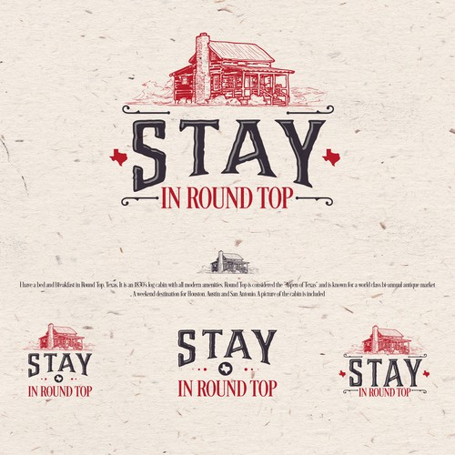 Stay in Round Top