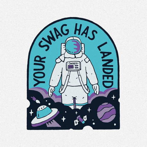 Your Swag Has Landed