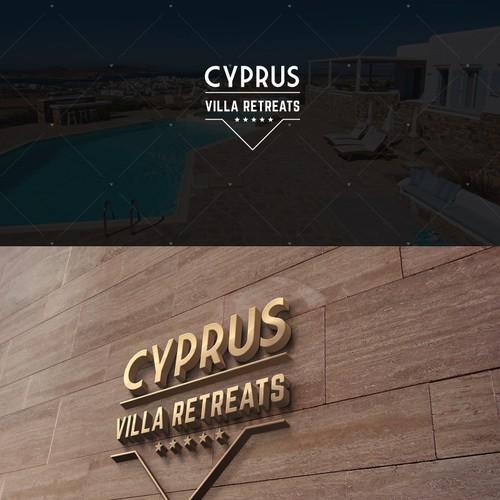 Create a luxury Villa Rental Brand