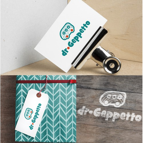 Logo forDr.Geppetto
