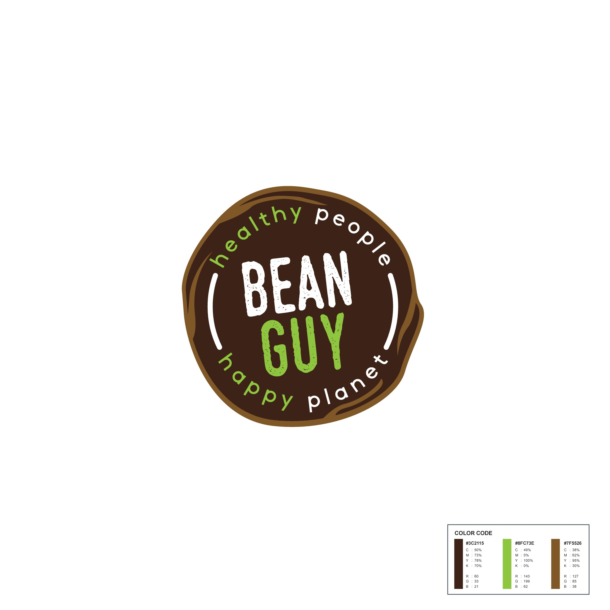 Bean Guy looking for an identity