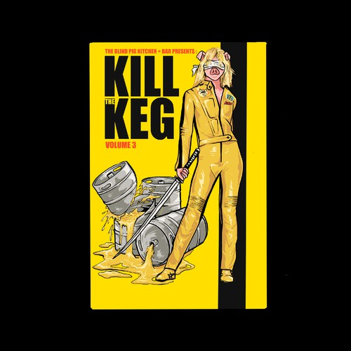 kill the keg of the blind pig kitchen
