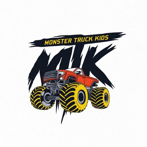 Monster Truck Kids