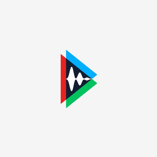 """AllCasts"" logotype"