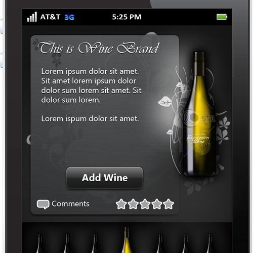 Bottlestock needs a new app design