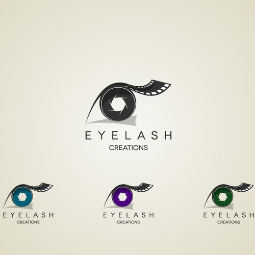 Help Eyelash Creations with a new logo