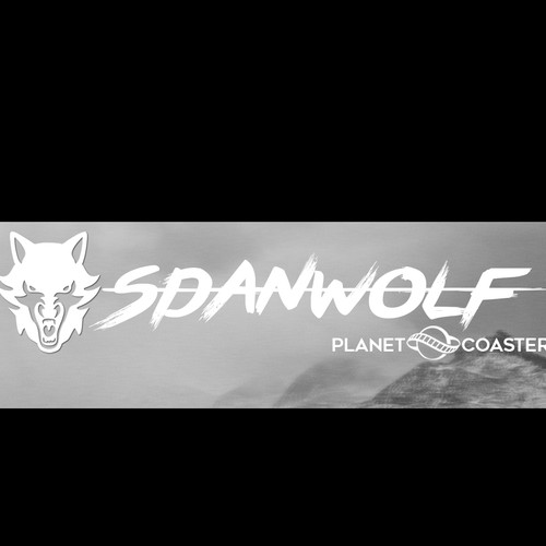 Simple YouTube banner.