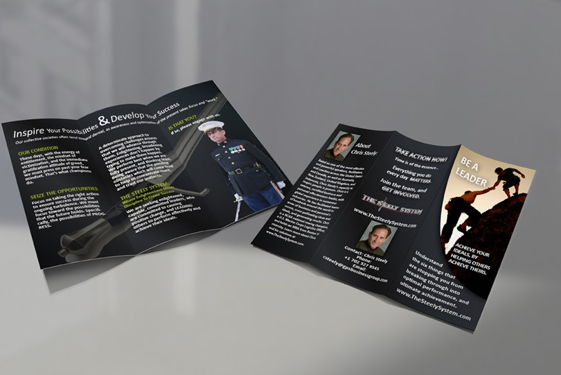 GPS Business Group needs a new brochure design
