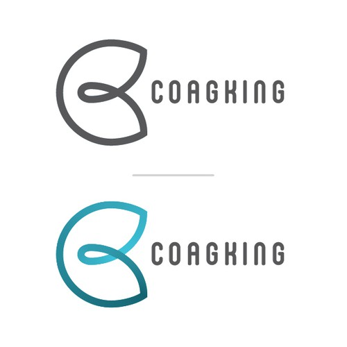 Create the next logo for CoagKing