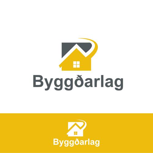 logo design for Byggðarlag