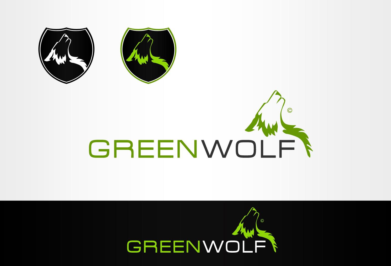 logo für greenwolf