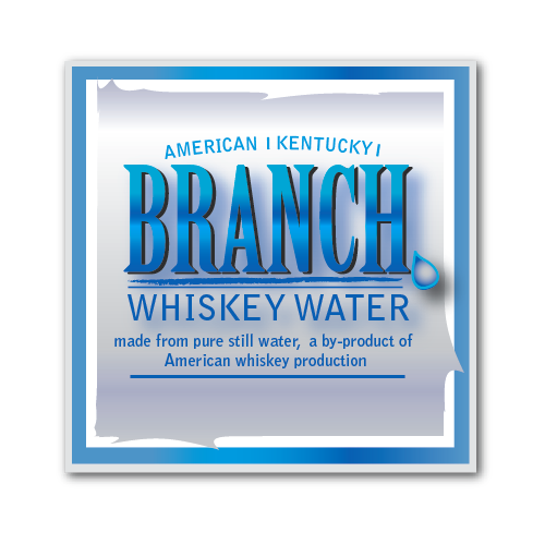 American Whiskey Water - New Product Brand ID and Package Design